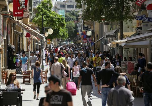 Cyprus Rating Cut Two Steps to B by Fitch on Bank-Bailout Costs