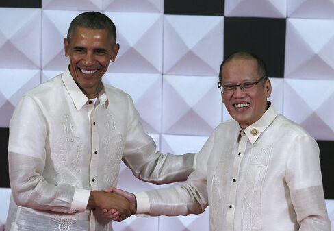 Obama and Aquino