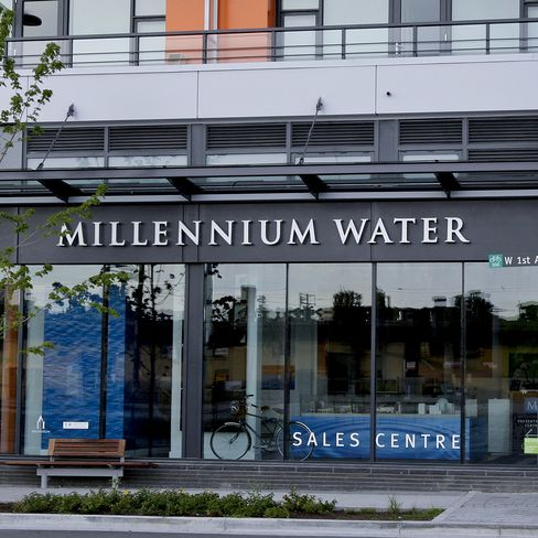 Millenium Water Condo Sales Centre