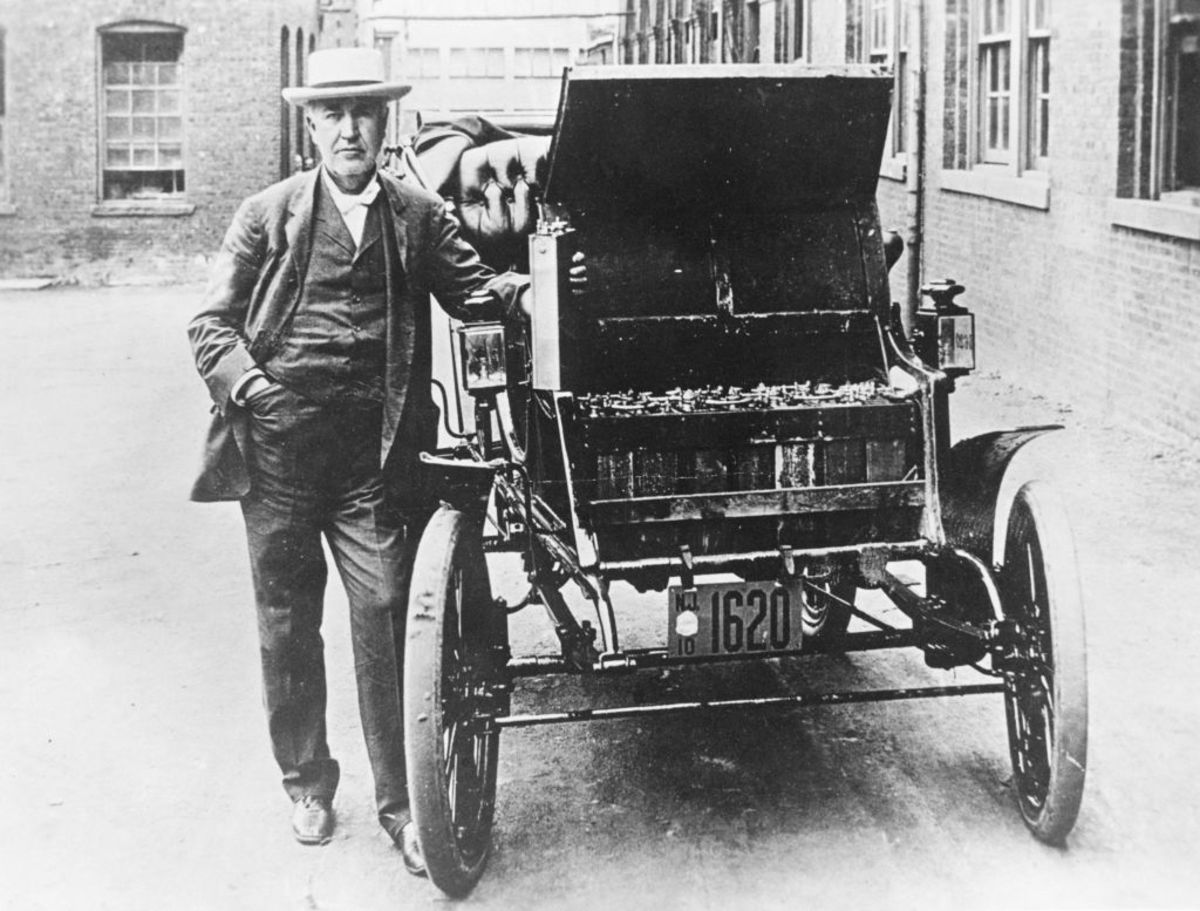 Edison Figured Out Climate Action 100 Years Ago
