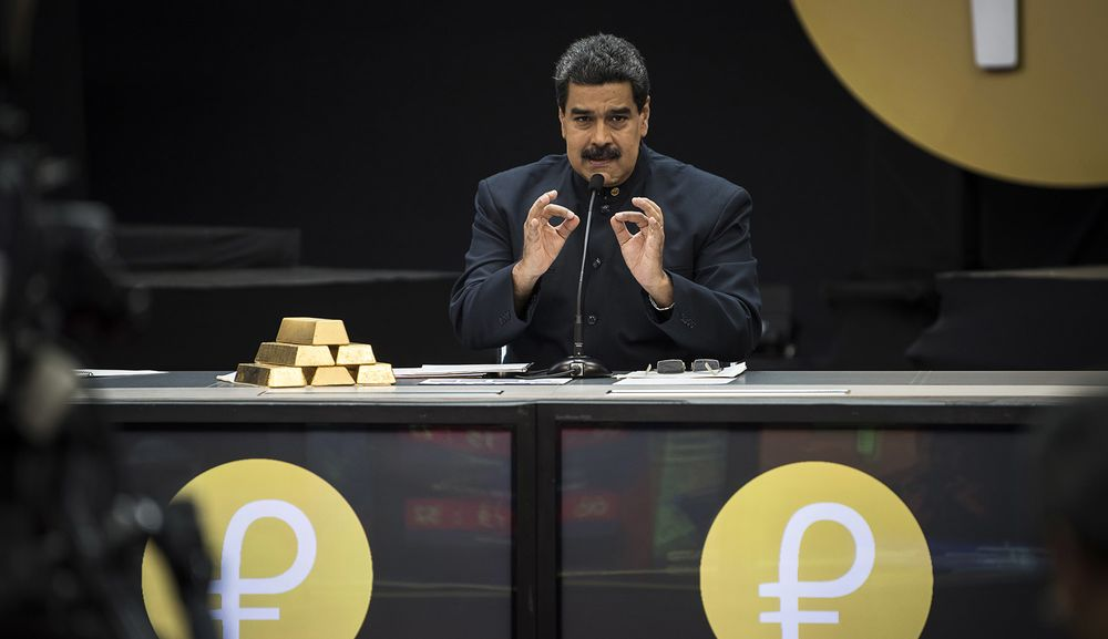 buy venezuela petro cryptocurrency
