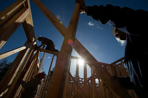 Sales of New Homes in U.S. Climbed 1.5% to 417,000 Rate in March