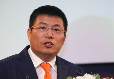 Texhong Textile Group Chairman Hong Tianzhu