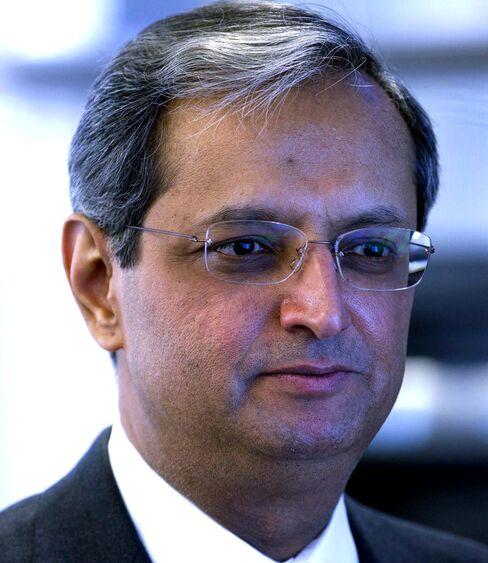 Citigroup Inc Chief Executive Officer Vikram Pandit,