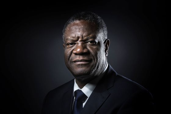 Mukwege, Murad Win Nobel Prize for Combating Sexual Violence
