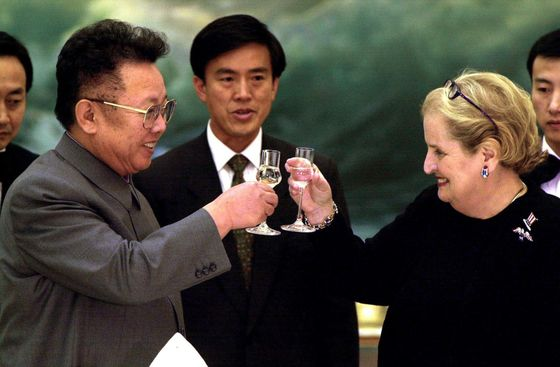 U.S. vs North Korea: A Fraught History in Pictures