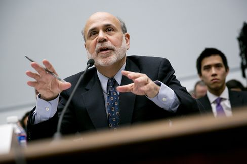 Bernanke Saying We Never Have to Sell Provokes Mystery Over Exit