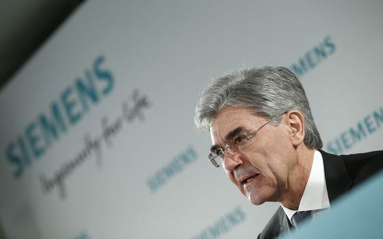 Siemens Shareholders Approve Spinoff of Energy Business