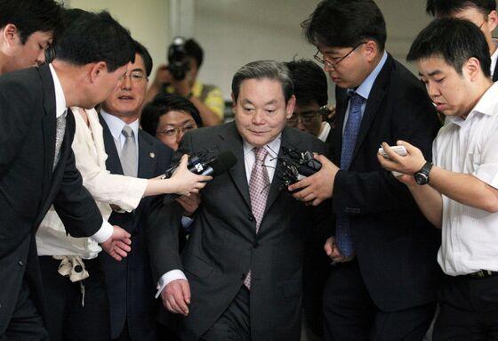 Lee Kun-hee, Korean Icon Who Transformed Samsung, Dies at 78