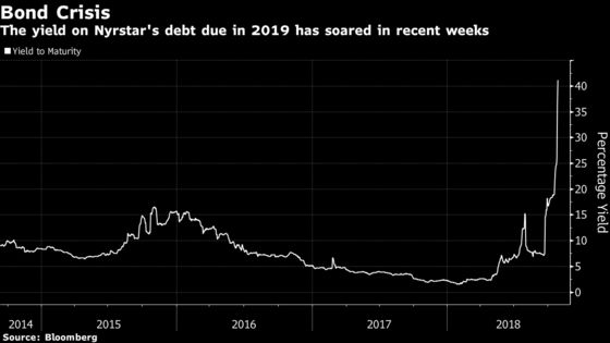 Trafigura's Bold Bet on Zinc-Maker Nyrstar Is Getting Uglier