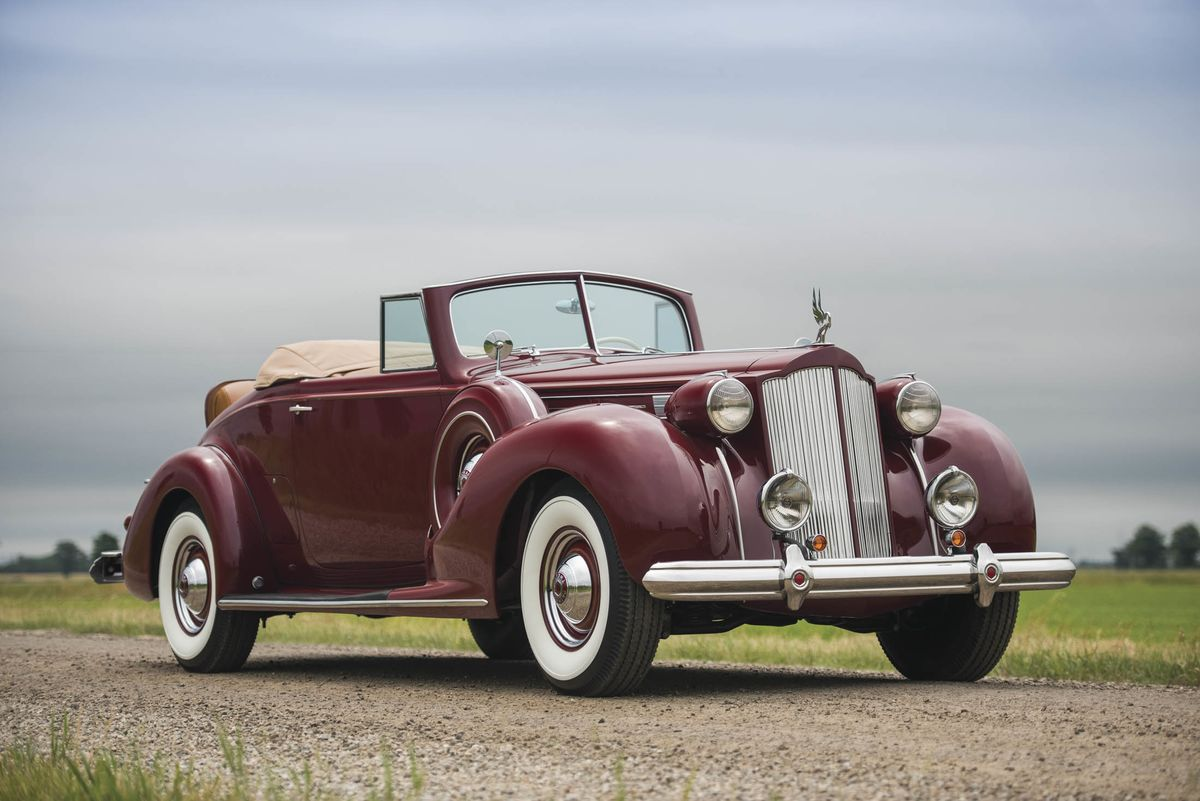 "The Best Vintage Lots From Sotheby's Upcoming ""Old Car"" Auction - Bloomberg"