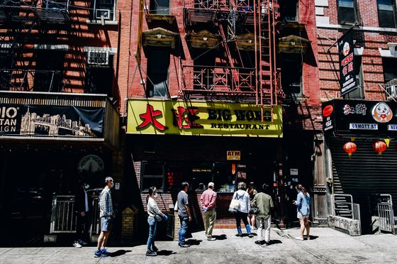 It's Start-Over Time for NYC's Chinatown