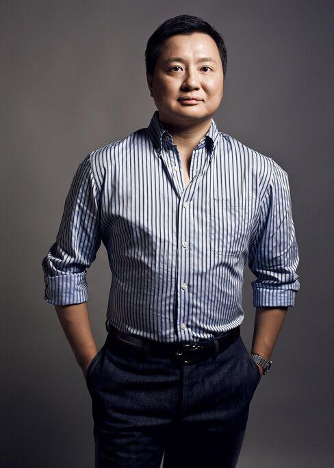 Yongche.com CEO Herman Zhou