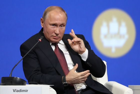 Putin Rejects Dutch, Australian Claim of Russia Role in MH17