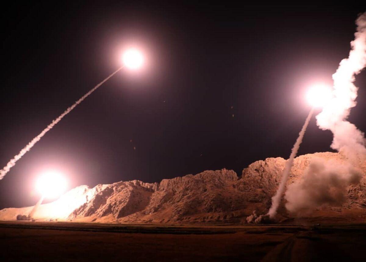 Iran Strikes Syria, Targets Parade Attack Ringleaders