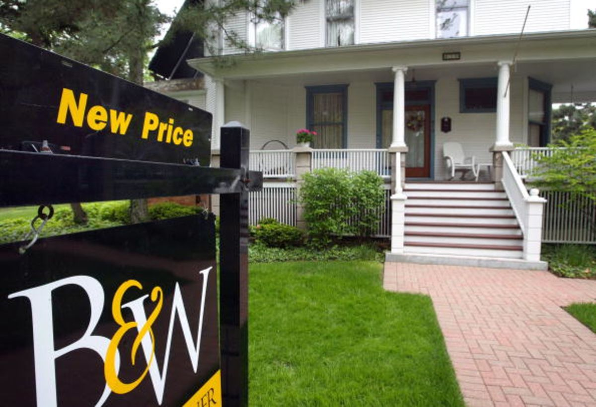 Want a House? Good Luck With the Down Payment