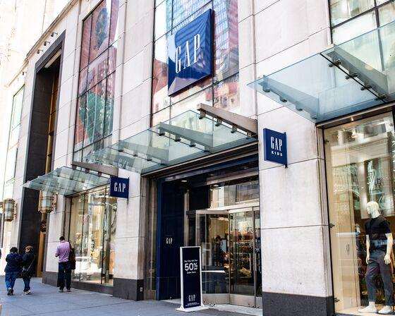 Gap to Close a Three-Story Location on Manhattan's 5th Avenue