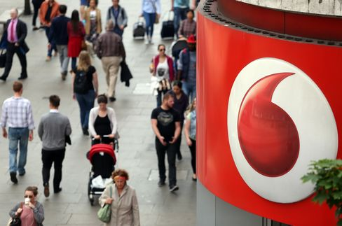 Vodafone Group Plc Stores As Asset Swap Talks With Liberty Global Plc Begin