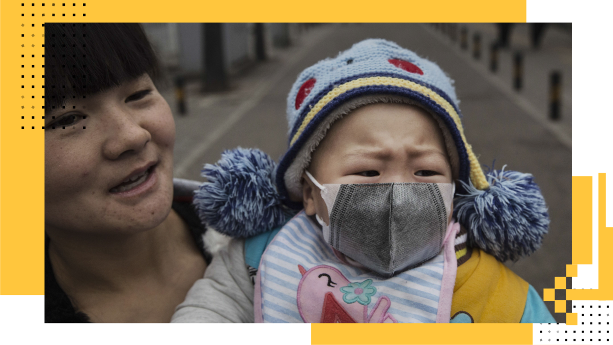 How China Is Scrambling for Clean Air