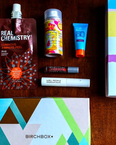 The Birchbox, and its model of delivering samples of different productsevery month, was quickly emulated.