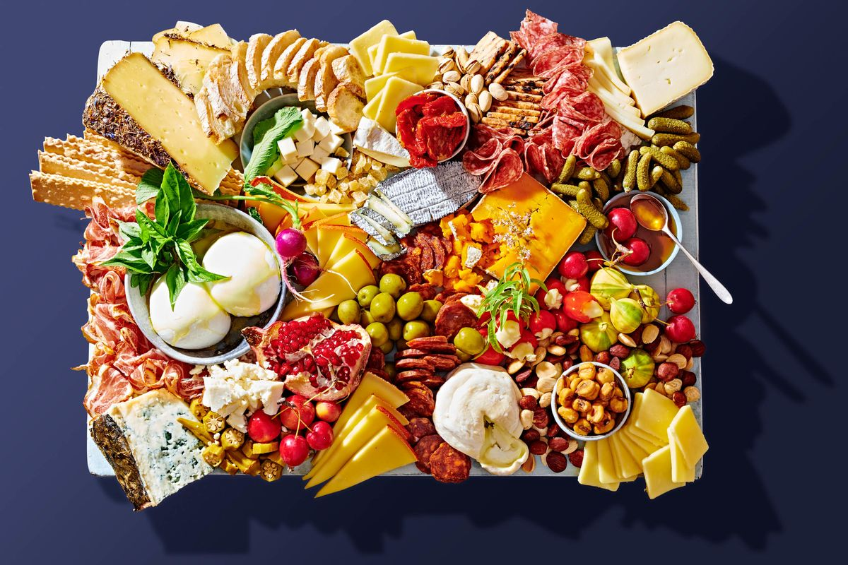 Texture, Flavor, Funk! Six Rules for Building a Better Cheese Board