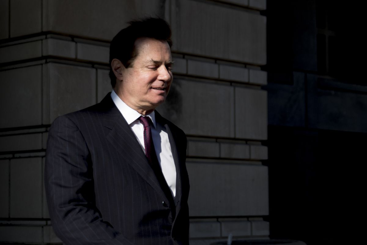 New York Has Prepared Paul Manafort Charges If Trump Pardons Him
