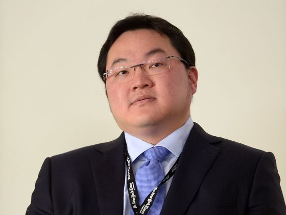 Jho Low's Presence at 1MDB Meeting Was Erased From Audit Report