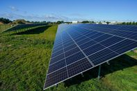 British Army Opens First Solar Farm At Defence School Of Transport