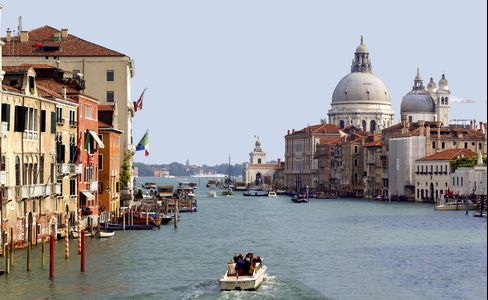 Venice, a very popular Unesco World Heritage Site