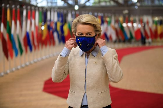 EU Warns U.K. There's No Alternative to Northern Ireland Deal