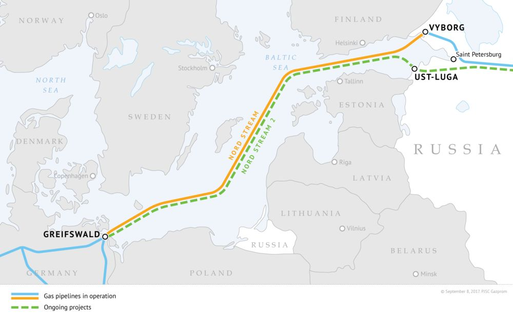 Nord Stream Says Permit Hurdles May Delay New Gas Link to EU