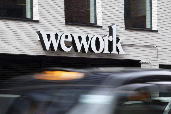 ウィーワークをSECが調査、規則違反の可能性で-関係者 - Bloomberg