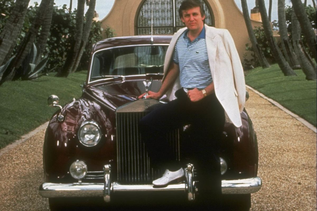 Donald Trump Misses Driving. So Would You If You Owned His Cars ...