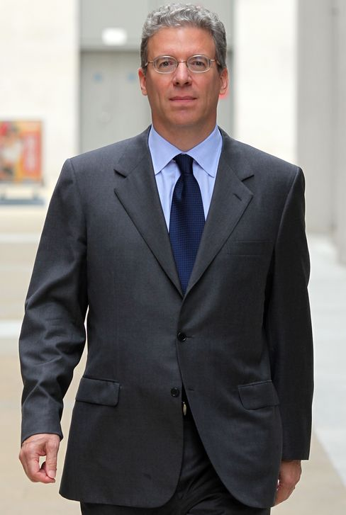 Tom Albanese, chief executive officer of Rio Tinto Ltd.