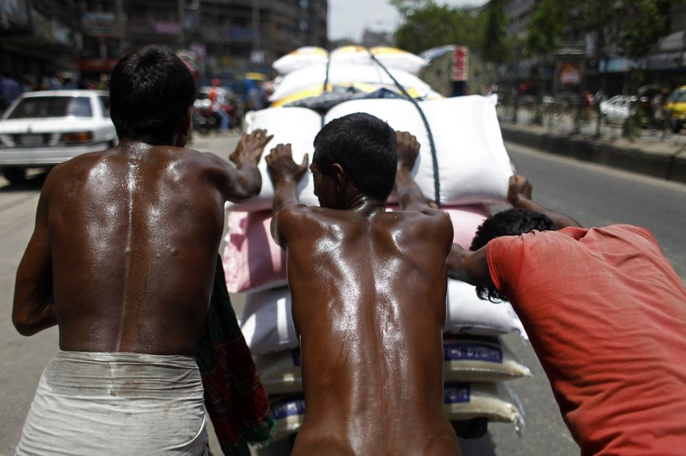 Soaring Temperatures Will Make It Too Hot to Work, UN Warns