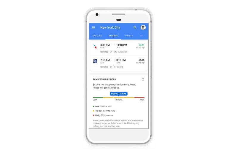 this new google tool tells you when to buy holiday season flights - Best Time To Buy Christmas Flights