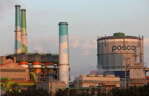 Posco Joins Toyota Top Supplier Group, Challenging Nippon Steel