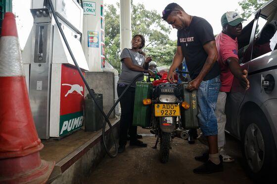 World's Highest Gasoline Price Prompts Strike in Zimbabwe