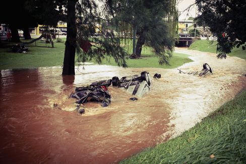 Brisbane Braces for Worst Floods in Decades