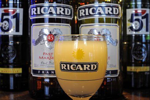 Pernod Remixes Ricard to Reverse Drop at Flagship Brand