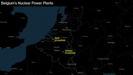 Germany's Solving Belgium's Blackout Problem. But Who Foots the Bill?