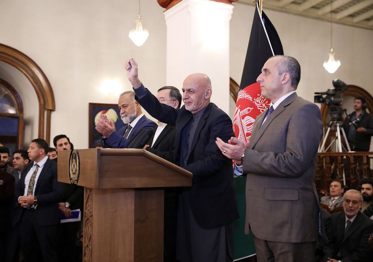 Afghan Election Body to Release Final Poll Results Within 4 Days