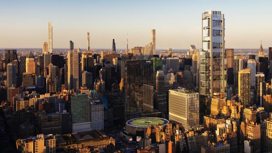NYC's Developers Plow Ahead With Ambitious Plans to Reshape City