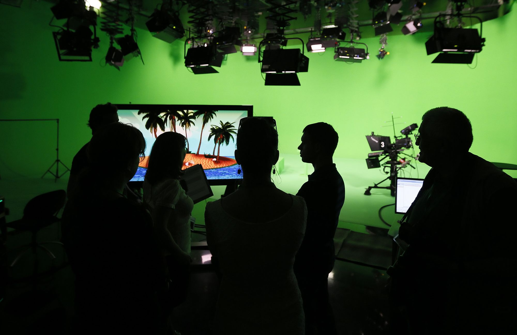 Russian News Service RT to Go Off the Air in the Washington Area