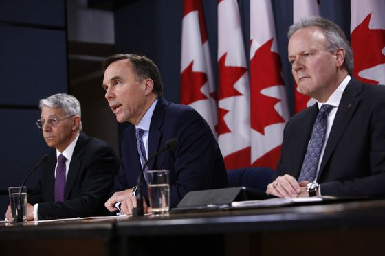 Bank of Canada Cuts Rates in Coordinated Stimulus Package