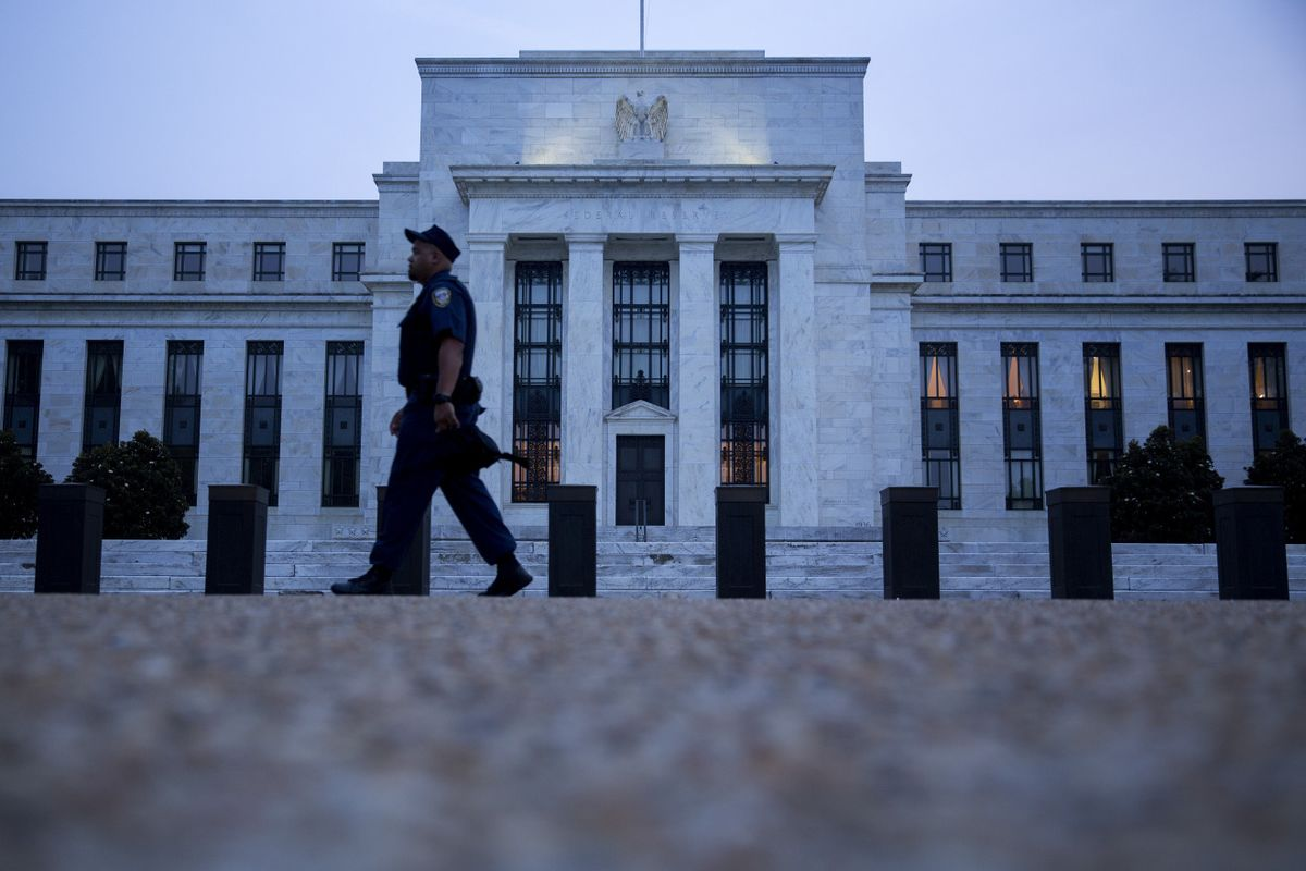 Fed Looked to Advance Discussion of Reserves Amid Repo Turmoil