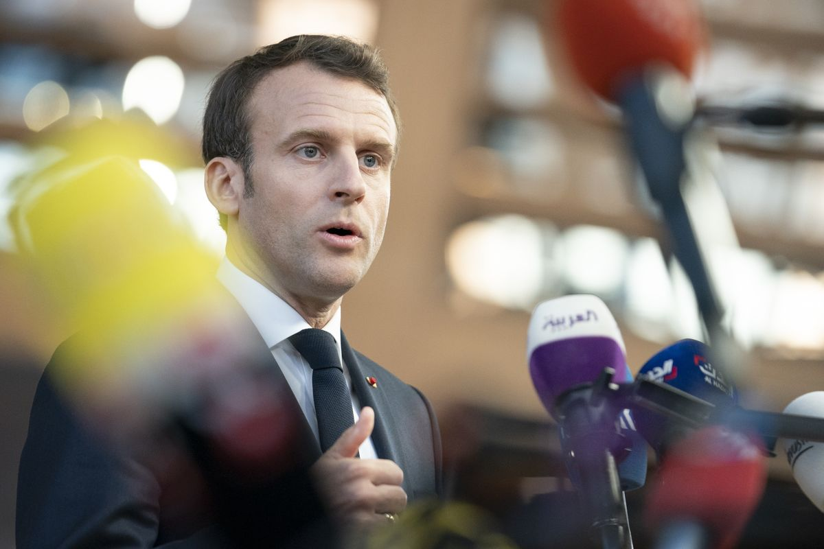 Russia Relishes Macron Ally Sex Video Scandal Even Amid Detente