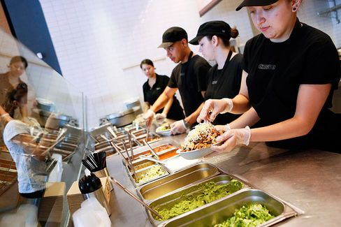 At Red-Hot Chipotle, Sustainable Ingredients Are the Marketing