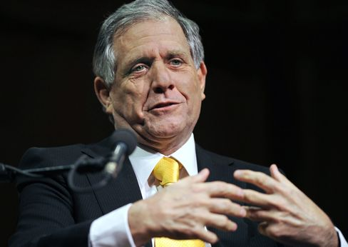CBS Corp. Chief Les Moonves