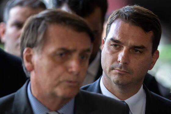 Brazil Supreme Court Suspends Investigation Into Aide of Bolsonaro's Son